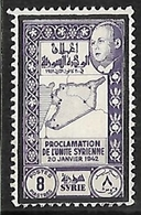 SYRIE N°273 N** - Syrie (1919-1945)