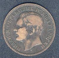 Serbien, 10 Para 1879 - Serbien