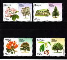 2007 Kenya Nairobi Arboretum TREES - Kenia (1963-...)
