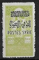SYRIE N°292 N* - Syria (1919-1945)