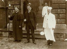 WESTMINSTER SCHOOL COOK COCINERO CHEF CUISINIER    21*16 CM Fonds Victor FORBIN 1864-1947 - Profesiones
