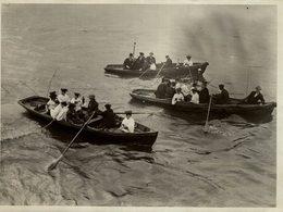 FISHING    21*16 CM Fonds Victor FORBIN 1864-1947 - Fotos