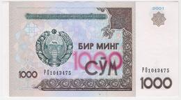 Uzbekistan 1000 Sum 2001 (2) P-82 /019B/ - Usbekistan