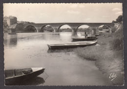 63958/ BERGERAC, Le Pont, Les Bords De La Dordogne - Bergerac