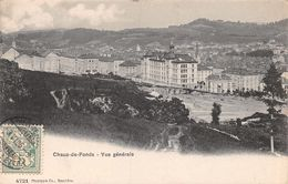 Chaux-de-Fonds - Vue Générale - 1906 - NE Neuchâtel