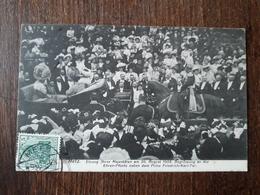 L23/263  METZ - 1908 - Einzug Ihrer Majestäten - Metz