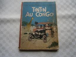 BD TINTIN EO COULEUR 1946 TINTIN AU CONGO - Hergé