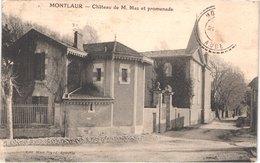 FR11 MONTLAUR - Château De M Mas - Belle - France