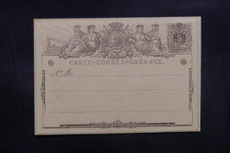 BELGIQUE - Entier Postal Non Circulé - L 39106 - Postales [1871-09]