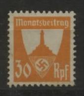 WW II Kyffhäuser Bund ,Beitragsmarke: Ungebraucht Ohne Gummi. - Briefe U. Dokumente
