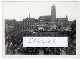 ROESELARE 1938 - KSA Gouwdag - 1928 De Blijde Ridders Van Het Gods Rijk 1938 - 9 Foto's 12 X 9 Cm - Roeselare