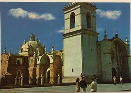 (789) Peru - Puno - Juliaca - Matrix Church - Pérou