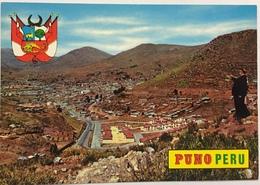 (790) Peru - Puno - Modern Panoramic View - Pérou