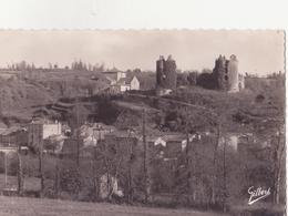 CSM -  12190. ST GERMAIN DE CONFOLENS - L' église Et Le Vieux Château - Autres Communes