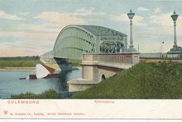 CPA - Pays-Bas - Culemborg - Spoorwegbrug - Culemborg
