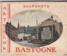 Bastogne, Carnet 10 Cartes. Petit Format. - Bastogne