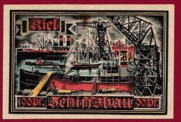 Allemagne 1 Notgeld 90 Pfenning  Stadt Wissenschaft  (RARE ) Dans L 'état Lot N °4517 - Verzamelingen