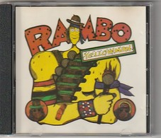 CD  YELLOWMAN  RAMBO  Etat: TTB Port 110 GR - Reggae