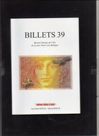 2005 Spécial Billets Europe De L'Est,Mer Noire à La Baltique,Vente Prix Fixe N° 39 / Comptoir Général  De Bourse C.G.B. - Frans