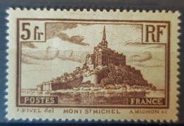 FRANCE - MLH - YT 260 - 5F - Mont St. Michel - France