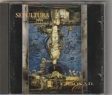 CD   SEPULTURA   Chaos A D  Etat: TTB Port 110 GR - Hard Rock & Metal