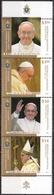 Argentinien MiNr. 3500/03 ** Wahl Von Papst Franziskus - Argentinien