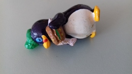 FIGURINE FERRERO PINGOUIN GOURMAND - Figurines