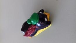 FIGURINE FERRERO PINGOUIN LUGE - Figurines