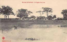 Vietnam - Near BAC NINH - Hoa Dinh Pagoda - Publ. L.L. 87. - Viêt-Nam