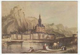 Dinant - La Citadelle Et La Collégiale N°350/91 - Dinant