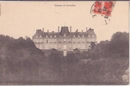 CPA -  Château De LAVERSINE - France