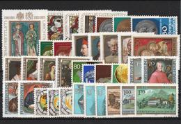 Liechtenstein 1978-1985, MNH** (4h) - Sellos