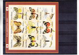 Guiné - Bissau - Papillons
