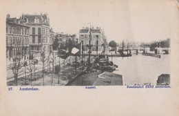 Amsterdam, Carte Non Circulée. - Amsterdam