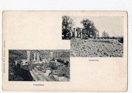Ph3 - ERYTHREE -  TOCONDA  -  COHAITO - Eritrea