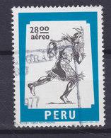 Peru 1977 Mi. 1060     28.00 S Chasqui Symbol Der Post- Und Botenläufer Der Inkas - Peru