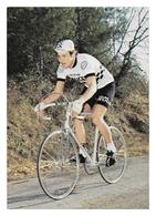 CARTE CYCLISME MICHEL LAURENT TEAM PEUGEOT 1979 - Cycling
