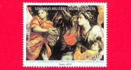 SMOM - Ordine Di Malta - Usato - 2012 - 'Cavalcata Dei Magi Verso Betlemme', Opera Di  N. Carlone - Torino, Capp. Dei Me - Sovrano Militare Ordine Di Malta