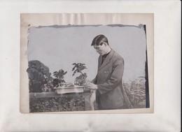 BONZAI   22*16 CM Fonds Victor FORBIN 1864-1947 - Fotos