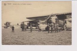 Vintage Rppc KLM K.L.M Royal Dutch Airlines Fokker F-7 & Handley Page H.P.W10 Imperial Airways - 1919-1938: Between Wars