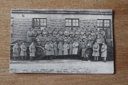 Carte Photo Regiment De Char De Combat 507 RCC   Escadron Avec  2 FT17 - Antiche (ante 1900)