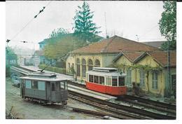 Cpsm Tranvia A Dentiera Sassi- Superga - Transportmiddelen