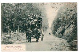 Vallée De Chevreuse - De CHEVREUSE à DAMPIERRE - France
