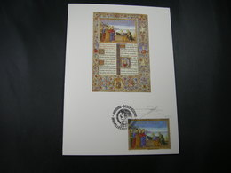"BELG.1993 2494 FDC Filatelic Card (Bruxs) : ""BELGIAN-HUNGARIAN ISSUE"" (signé Jacques Doppée ,met Handtekening) - 1991-00"