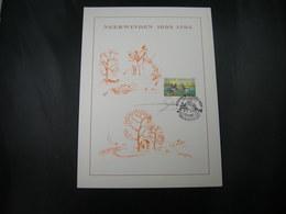 "BELG.1993 2493 FDC Filatelic Card (Brugge) : ""BELGIAN-HUNGARIAN ISSUE"" (signé Jacques Doppée ,met Handtekening) - 1991-00"