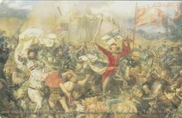 LITUANIA. CHIP. The Battle Of Zalgiris. LT-LTV-C029. (019). - Lituania