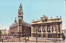 CSM -  2. Lille La Bourse Et Le Théâtre - Lille