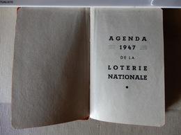 Agenda De La Loterie Nationale 1947 - Petit Format : 1941-60