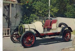 Chenard Et Walcker  -  1911  -  Publicité Trophires Carte Postale - Passenger Cars