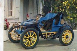Renault   -  1904  -  Publicité Trophires Carte Postale - Passenger Cars